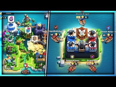 #1 CLAN WAR WITH TOP PLAYERS IN CLASH ROYALE || PROS REACTION TO CLAN WARS IN CLASH ROYALE!
