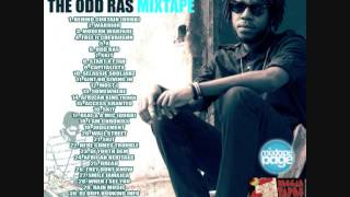 CHRONIXX THE ODD RAS MIXTAPE APRIL 2013