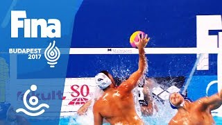 Water Polo - Clash of Titans in Budapest! #FINABudapest2017