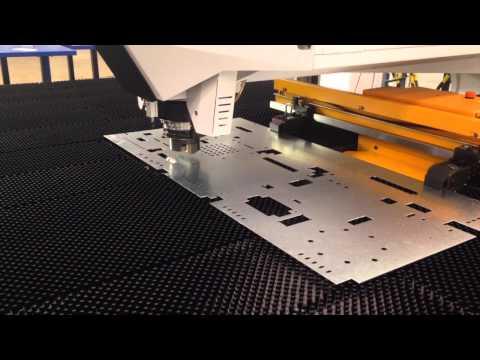 Macchina Punzonatrice CNC AutoIndex Nuova Tp Serie Alpha - TECHNOLOGY Italiana