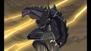 P Diddy - Come with Me w/Godzilla Roar