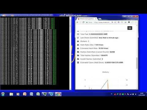 Mining Monero (xmr) Dengan Cpu 32bit Lebih Cepat