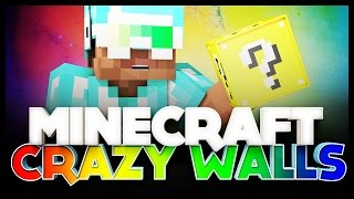 Minecraft: Crazy Walls - Mini-Game (LUCKY BLOCK MODE) #2