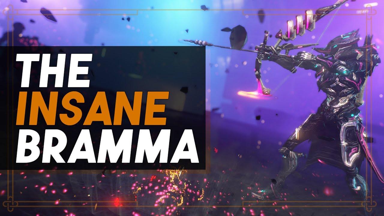 Warframe: Kuva Bramma Is Insane (Explosive Bow) - Tenno Space Program Verified thumbnail
