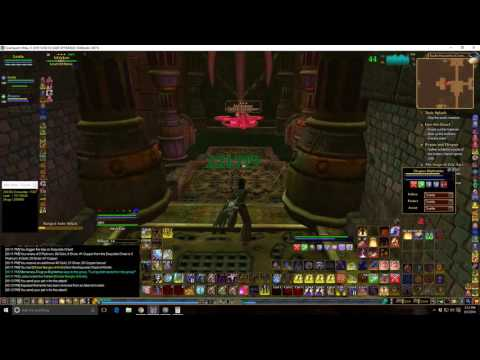 Everquest 2 Conjurer soloing bosses Kralet Penumbra Contested