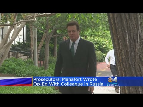 Prosecutors Want Manafort Bail Deal Pulled