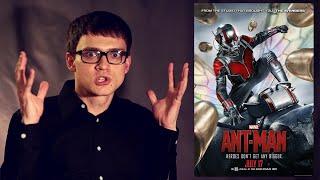 Человек-муравей / Ant-man (2015) - Обзор фильма