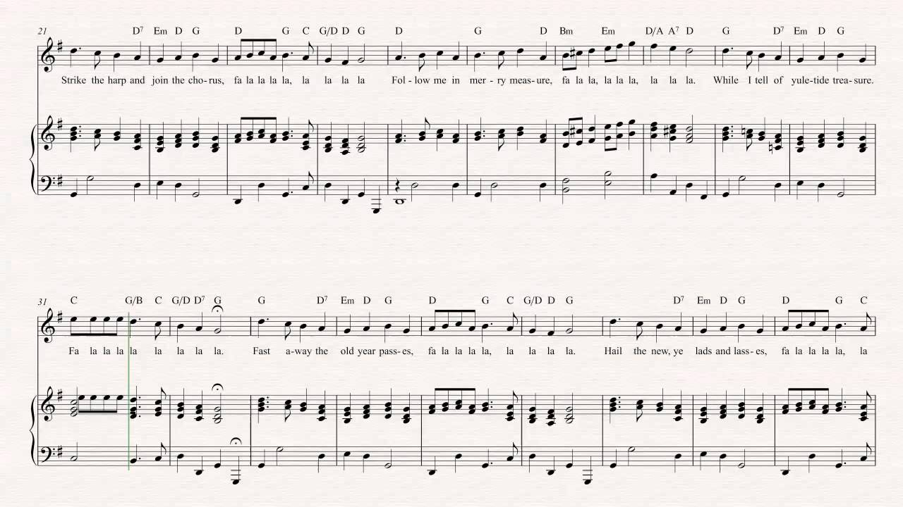 Flute deck the halls christmas sheet music chords vocals flute deck the halls christmas sheet music chords vocals youtube hexwebz Gallery
