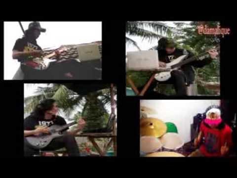 Arya Wiguna Tribute - Subur (Demi Tuhan) Rock Fusion Version Cover by damalique