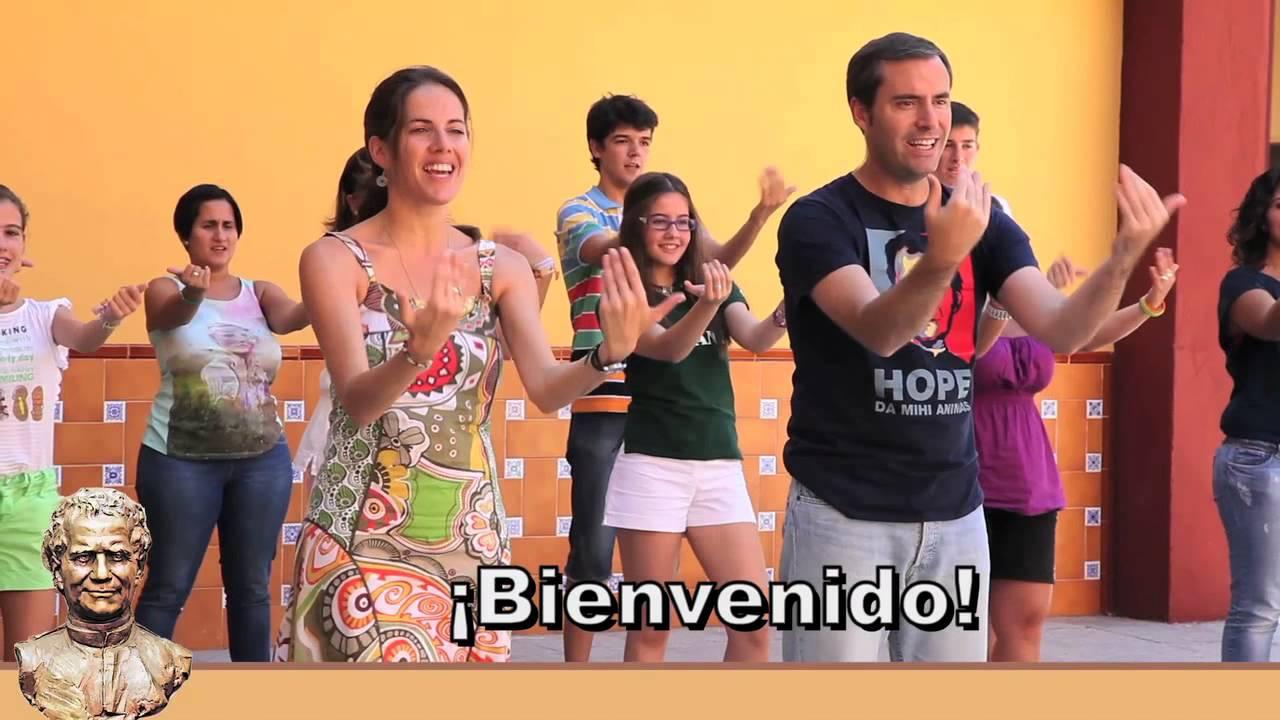 Don Bosco: Himno Bienvenido Don Bosco (HD)