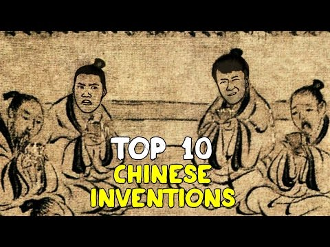 10 Everyday Things You Didn't Know Were Chinese Inventions