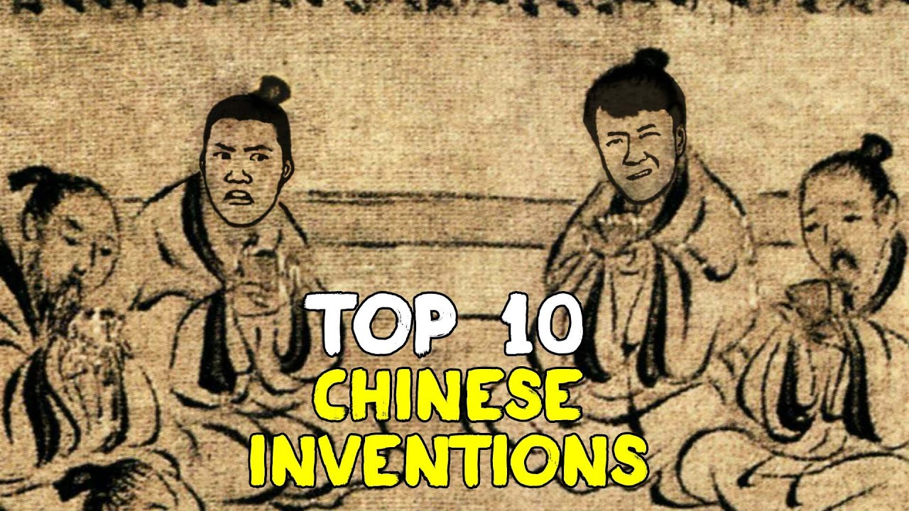 chinese inventions Compass the chinese believed that the yellow emperor, god of the universe ruled the center of the world and the four other gods ruled over the north, south, east, and west.