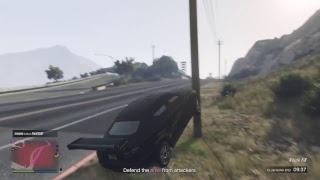 GTA V ONLINE WARS