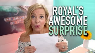 Royal Caribbean's Awesome Surprise