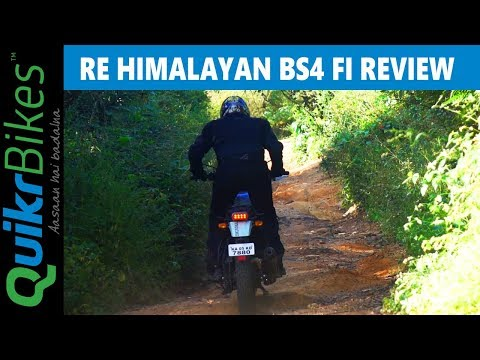 Royal Enfield Himalayan BS4 Fi Review in Detail | On road and off-road | Pros and Cons