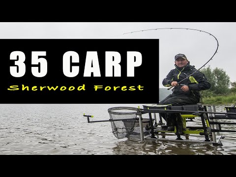 35 CARP Fishing Day and NEW TACKLE Fishing Vlog - Match Fishing August 2020