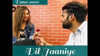 DIL JAANIYE   Khandaani Shafakhana   Sonakshi S, Priyansh   Contemporary Choreography  Trending song