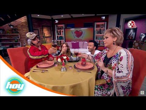 Norma Herrera y Chente recuerdan viejos tiempos | Hoy