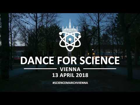 DANCE FOR SCIENCE - Flashmob for Science at University of Vienna
