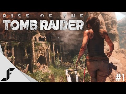 Rise of the Tomb Raider Walkthrough Part 1 - The Fall