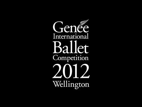 Genée International Ballet Competition - Wellington 2012