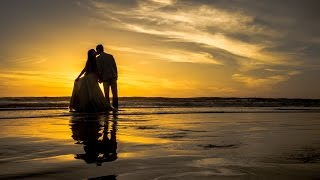 EPIC Beach Day and Sunset Wedding Photo Shoot in Oceanside, CA by Jason Lanier