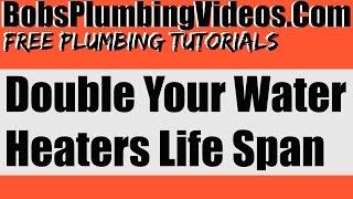 Gas Hot Water Heater / Water Heater Maintenance Tips