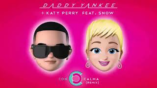 Daddy Yankee, Katy Perry Con Cama Remix feat. Snow (Official)