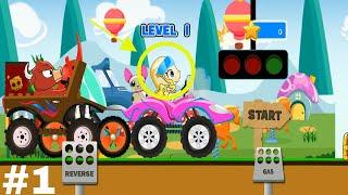 Fun Kids Car Racing Game | Fun Cartoon HD | Unlock new Cars and Drivers