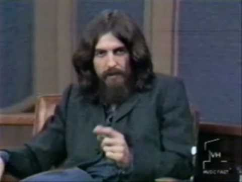 George Harrison Swears & Insults Paul and Yoko