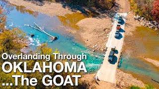 Beautiful Overlanding Trip Thr๐ugh Oklahoma on the GOAT - Green Country Oklahoma Adventure Tour