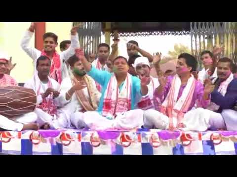 Barpeta Assamese holi by Pallab Das