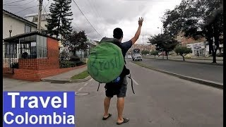 Hitchhike across the Americas #48 Leaving Pasto, Colombia