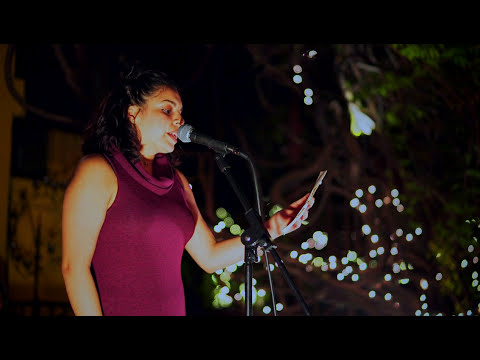 "Cristina Martinez - ""500"" @WANPOETRY"