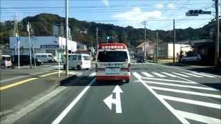 【車載動画】(No.29)姶良市 ~ 霧島市まで・・・