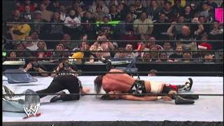 Armageddon 2002 - Triple H vs Shawn Michaels - 3 Stages of Hell Highlights HD
