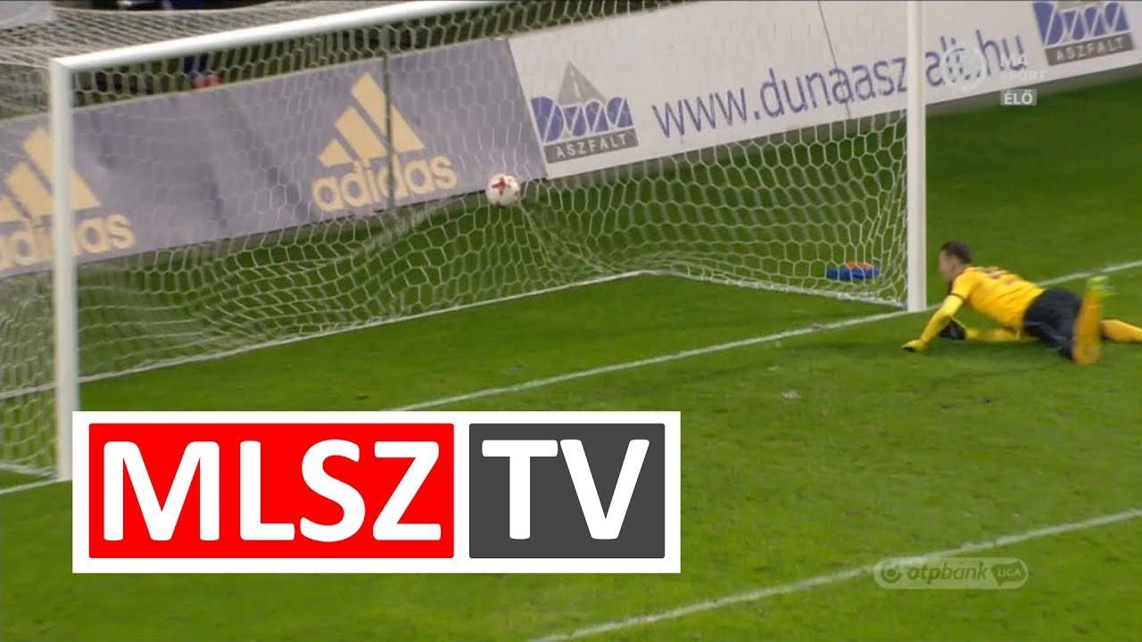Knezevic Josip gólja a Puskás Akadémia FC  – DVTK mérkőzésen