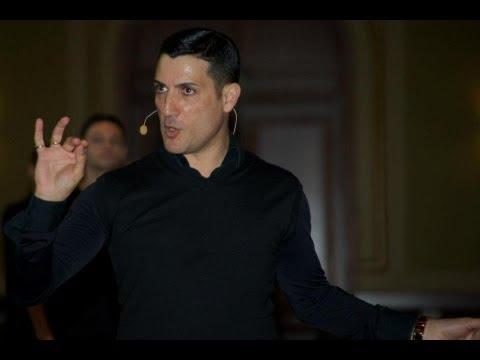Pietro Braga | Tango - Body - Music | Lecture