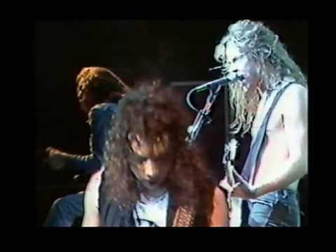 Metallica Am I Evil! Metal Hammer Festival 1985