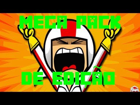 Mega PACK DE EDIÇÃO ZUEIRA + DOWNLOAD !!!
