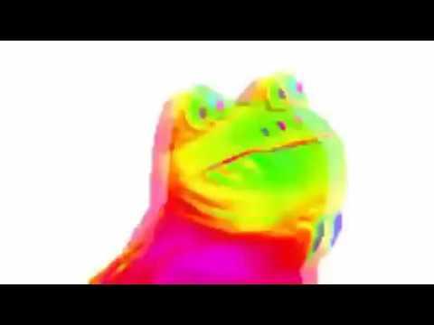 Nadie te preguntó - Meme rana de colores - YouTube