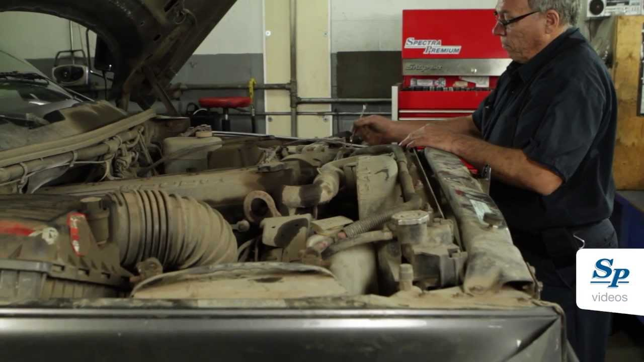 small resolution of fuel module fuel tank strap and filler neck replacement 99 04 ram 2500 3500 diesel youtube
