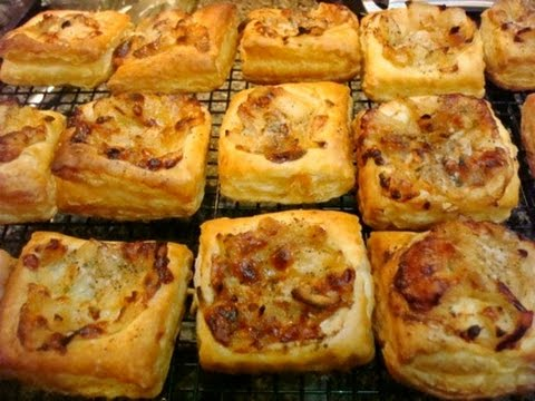 3 Puff Pastry Appetizers Ideas/ Quick & Easy Appetizers/How To Make Puff Pastry Appetizers