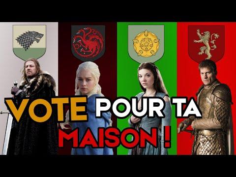 Game Of Thrones - À Quelle Maison De Westeros Appartiens-Tu ? [Sondage #6]