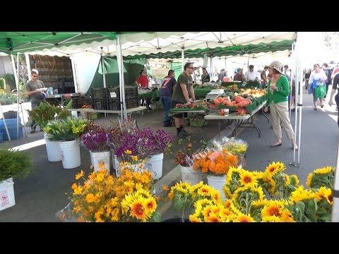 Hillcrest Farmers' Market, San Diego, California, U.S.A.
