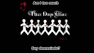 Three Days Grace-On My Own [Sub.Español]