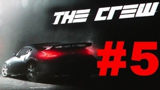 The Crew 1080P,60FPS Walkthrough  Part 5 Full HD Çözünürlük 60 FPS Framerate Oranı