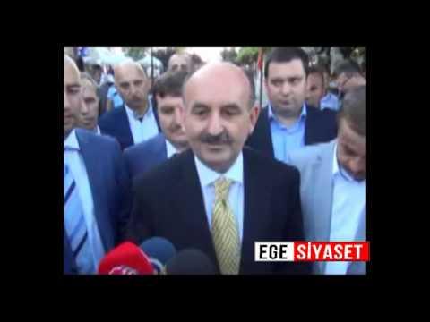 Meyhanecilerden Sağlık Bakanı Mehmet Müezzinoğlu'na Sıcak Karşılama