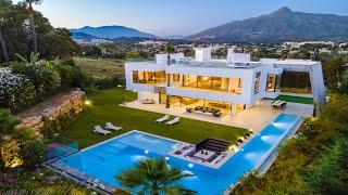 Brand New Villa with Mountain Views  in Marbella | €3.995.000 | Marbella Hills Homes Real Estate