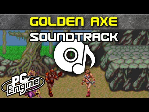 Golden Axe soundtrack | PC Engine / TurboGrafx-16 Music